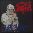 DEATH Leprosy Woven Patch