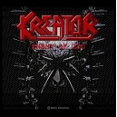 KREATOR Enemy Of God Woven Patch