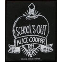 ALICE COOPER School's Out Ραφτό Σήμα