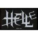 HELL Logo Woven Patch