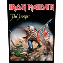 IRON MAIDEN The Trooper Ραφτό Πλάτης
