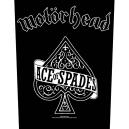 MOTORHEAD Ace Of Spades Ραφτό Πλάτης