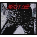 MOTLEY CRUE Too Fast For Love Ραφτό Σήμα