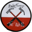 PINK FLOYD The Wall Hammers Ραφτό Σήμα