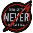 METALLICA Through The Never Ραφτό Σήμα