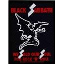 BLACK SABBATH We Sold Our Soul For Rock 'N' Roll Ραφτό Σήμα