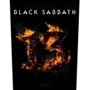 BLACK SABBATH Thirteen Ραφτό Πλάτης