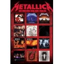 METALLICA Albums Αφίσα