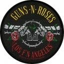 GUNS' N 'ROSES Los F'N Angeles Ραφτό Σήμα