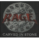 RAGE Carved In Stone Woven Patch