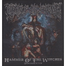 CRADLE OF FILTH Hammer Of The Witches Ραφτό Σήμα