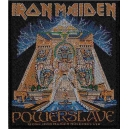 IRON MAIDEN Powerslave Woven Patch