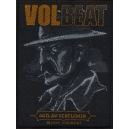 VOLBEAT Outlaw Gentlemen Woven Patch