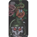 SKULL SOLDIER Cover iPhone 4G / 4GS