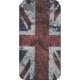 UK FLAG Κάλυμμα iPhone 4G / 4GS