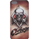 TWIN SWORDS SKULL Κάλυμμα iPhone 5 / 5S / SE