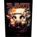 SLAYER Gas Mask Ραφτό Πλάτης