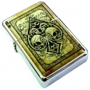 SKULLED ACE OF SPADES Lighter