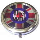 THE WHO UK Flag Make Up Καθρέφτης