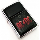 AC/DC Black Ice Lighter