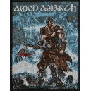 AMON AMARTH Jomsviking Ραφτό Σήμα