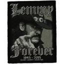 MOTORHEAD Lemmy Forever Ραφτό Σήμα