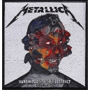 METALLICA Hardwired ...To Self Destruct Ραφτό Σήμα