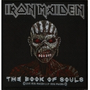 IRON MAIDEN The Book Of Souls Patch Woven Patch