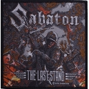 SABATON The Last Stand Woven Patch
