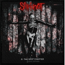 SLIPKNOT The Gray Chapter Ραφτό Σήμα