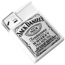 JACK DANIEL'S Tennessee Whiskey White Electric Lighter