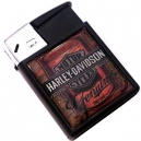 HARLEY DAVIDSON Tin Can Electric Lighter