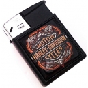 HARLEY DAVIDSON Oriental Logo Electric Lighter
