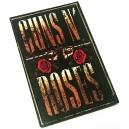 GUNS' N 'ROSES Old Logo Ξύλινο Μαγνητάκι Ψυγείου