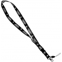 PEACE ROCK SYMBOL Neck Lanyard