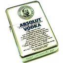 ABSOLUT VODKA Country Of Sweden Lighter