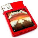 METALLICA Master Of Puppets Electric Lighter
