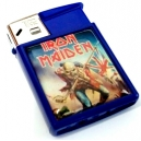 IRON MAIDEN The Trooper Electric Lighter