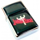 JUDAS PRIEST Fork Logo Lighter
