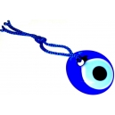 EVIL EYE Teardrop Amulet 3cm Hanging Decoration
