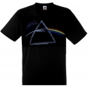 PINK FLOYD Double Sided DSOTM Tour Official T-Shirt