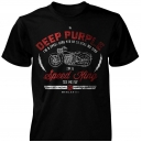DEEP PURPLE I am SpeedKing Official T-Shirt
