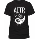 A DAY TO REMEMBER Yin Yang Official T-Shirt
