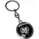 MOTORHEAD England Double Sided Keyring