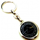 PINK FLOYD The Dark Side Of The Moon Double Sided Keyring