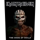 IRON MAIDEN The Book Of Souls Ραφτό Πλάτης