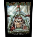 IRON MAIDEN Aces High Ραφτό Πλάτης