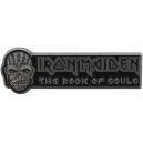 IRON MAIDEN The Book Of Souls Official Καρφίτσα