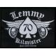 MOTORHEAD Lemmy 70 Kilmister Ραφτό Σήμα