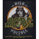 AC/DC High Voltage Angus Ραφτό Σήμα